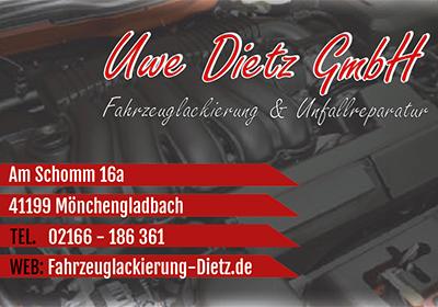 Dietz-Fahrzeuglackierung